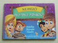 Večeřová - Nejhezčí světové pohádky č. 1 - Popelka, Škareda, Aladin (nedatováno)