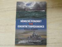 Williamson - Německé ponorky vs Eskortní torpédoborce - Bitva o Atlantik  (2008)