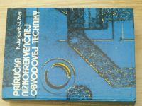 Jurkovič, Zodl - Príručka nízkofrekvenčnej obvodovej techniky (1985) slovensky