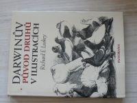 Leakey - Darwinův původ druhů v ilustracích (1989)