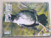 Myslivost 8 (2002) ročník L.