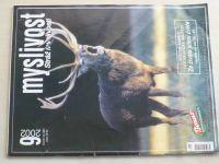 Myslivost 9 (2002) ročník L.