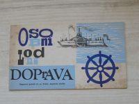 Osobní lodní doprava - Dopravní podnik hl. m. Prahy + Jízdní řád 1974