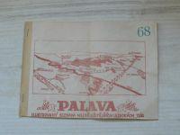 Pálava - IIustrovaný seznam nejdůležitějších lezeckých túr