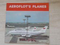 Aeroflot´s Planes (Аэрофлот авиареклама 88) Letadla Aeroflotu, anglicky