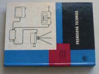 Kábele - Prenosová technika (1967) slovensky