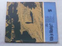 Karavana 115 - Bezuglov - Kde je Markýz? (1978)