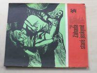 Karavana 172 - Šusta - Záhada staré jeskyně (1984)