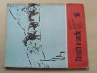 Karavana 182 - Strach v sedle (1985)