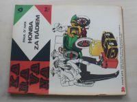 Karavana 34 - Paul d' Ivoi - Honba za rádiem (1970)