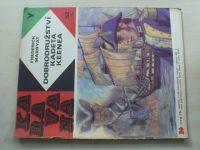 Karavana 52 - Marryat - Dobrodružství kadeta Keenea (1972)