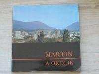 Martin a okolie (1975) slovensky