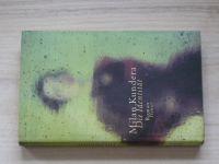 Milan Kundera - Die Identität (Hansen Verlag 1998) Identita, německy