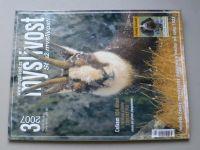 Myslivost 1-12 (2007) ročník LV. (chybí čísla 1 a 2, 10 čísel)