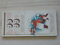 99 specialit sovětské kuchyně (1980) il. O. Jelínek