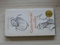 Chaucer, Farjeonová - Canterburské povídky (1976)