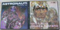 Eduard Štorch / Stanisław Lem – Osada Havranů / Astronauti (1975) 2 x LP