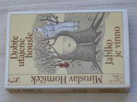 Horníček - Dobře utajené housle, Jablko je vinno (1988) il. A. Born