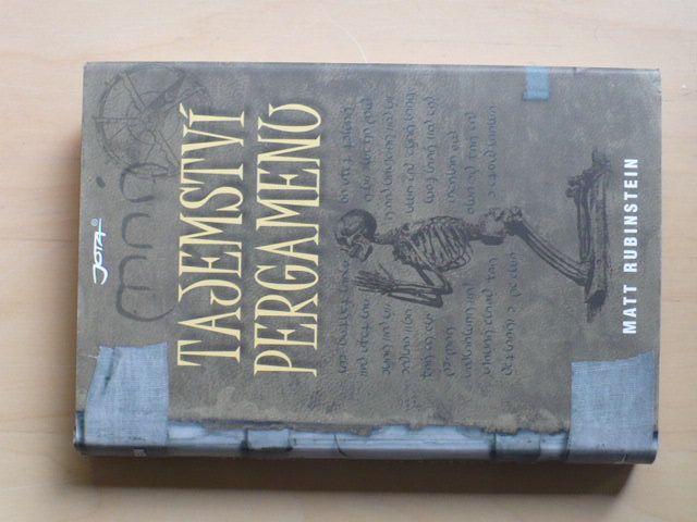 Rubinstein - Tajemství pergamenu (2008)