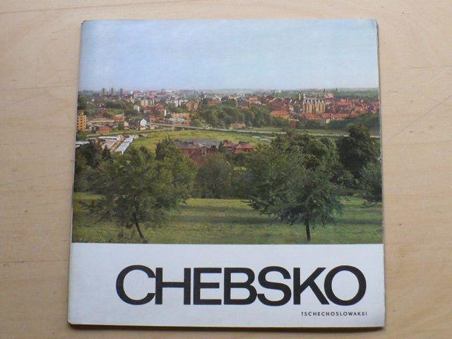 Chebsko (1974) německy