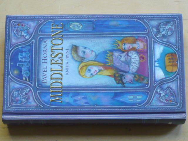Horna - Middlestone - kniha první (2010)