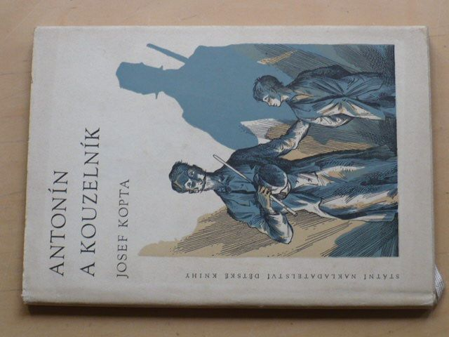 Kopta - Antonín a kouzelník (1964)