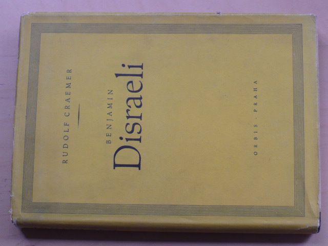 Rudolf Craemer - Benjamin Disraeli (Orbis 1943)