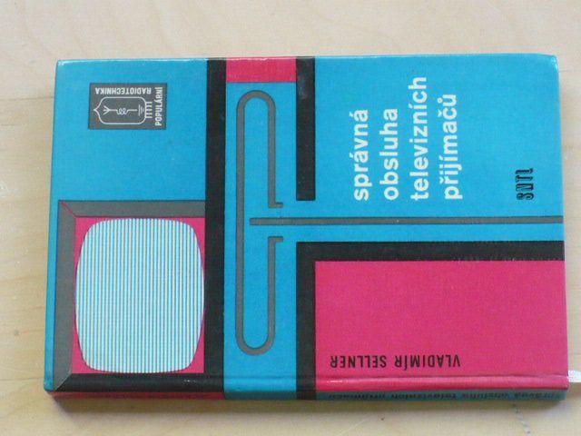 Sellner - Správná obsluha televizních přijímačů (1964)