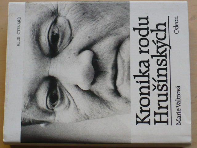 Valtrová - Kronika rodu Hrušínských (1994)