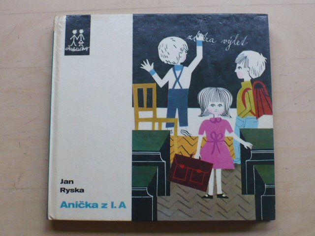 Ryska - Anička z I. A (1974)