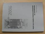 Bauerová - Texty ke studiu staroslověnštiny se slovníčkem (2006)