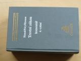 Šámal, Půry, Rizman - Trestní zákon - komentář 4.vydání (2001)