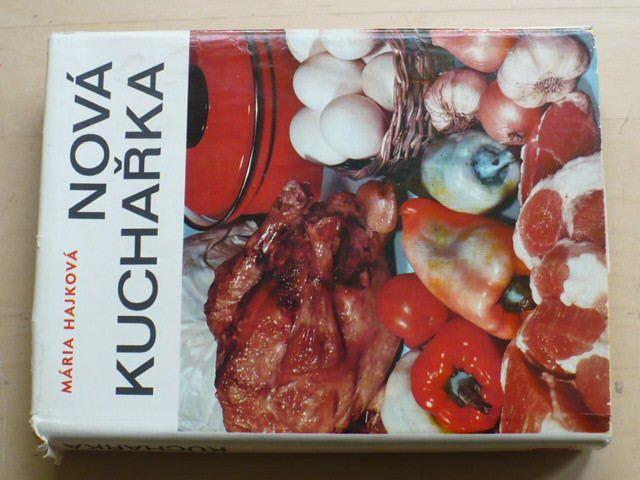 Hajková - Nová kuchařka (1970)