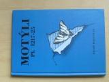 Hauptman - Motýli PL 1217-25 (1998)