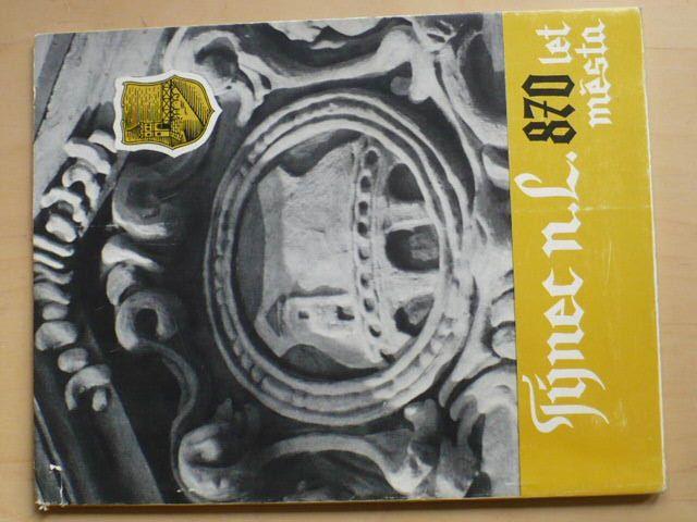 Týnec nad Labem - 870 let města (1980)