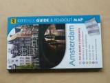 Amsterdam (2009) Citypack, anglicky - příloha rozkládací mapa