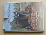 Moravcová - Medvídek Raf a jiné povídky o zvířatech (1942)
